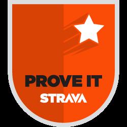 Prove It - Ride logo