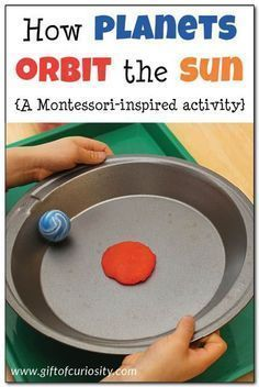 Photo of How planets orbit the sun: A Montessori-inspired activity for kids
