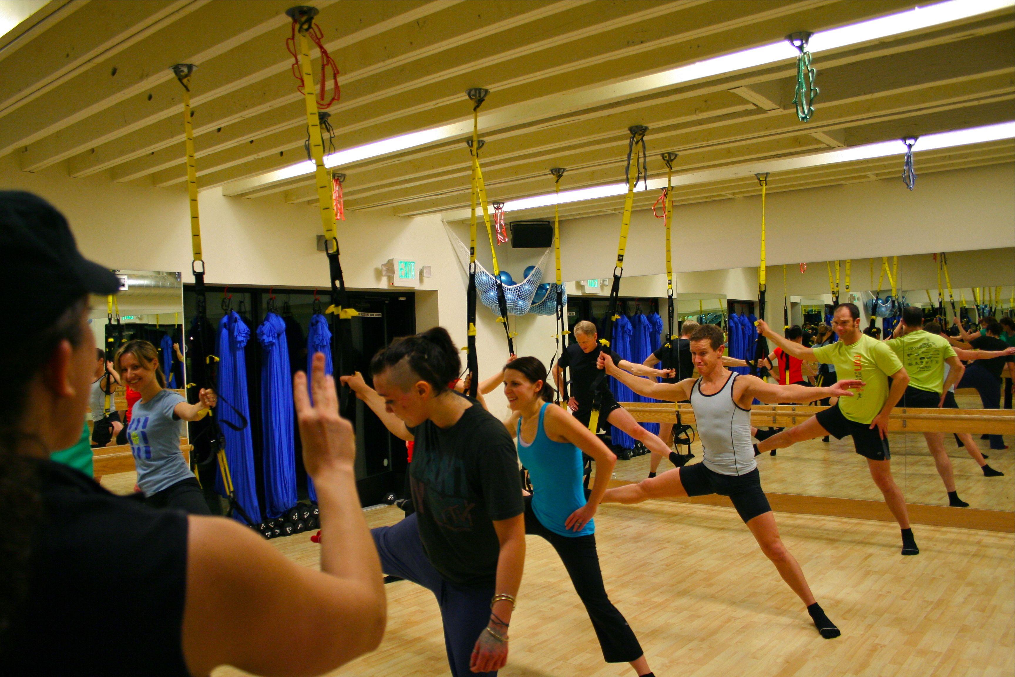Back Studio Trx Barre Combination Class Tighten Those Glutes Tone Those Thighs Barre Workout Trx Pilates Studio