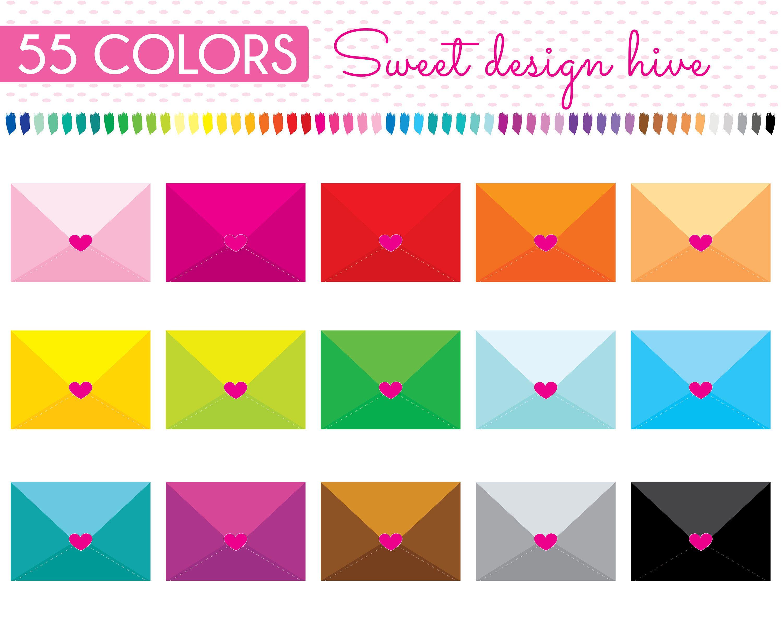 Envelopes Clipart Letter Clipart Mail Clipart Envelope Clipart