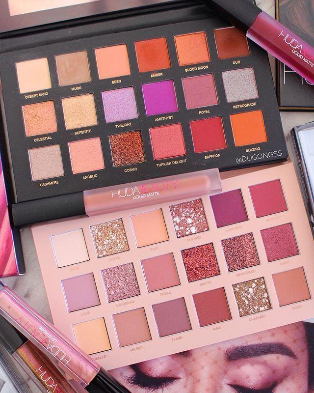 Huda Beauty Desert Dusk Palette Price in Pakistan (M011824