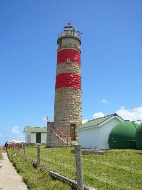 Lighthouse Cape Moreton