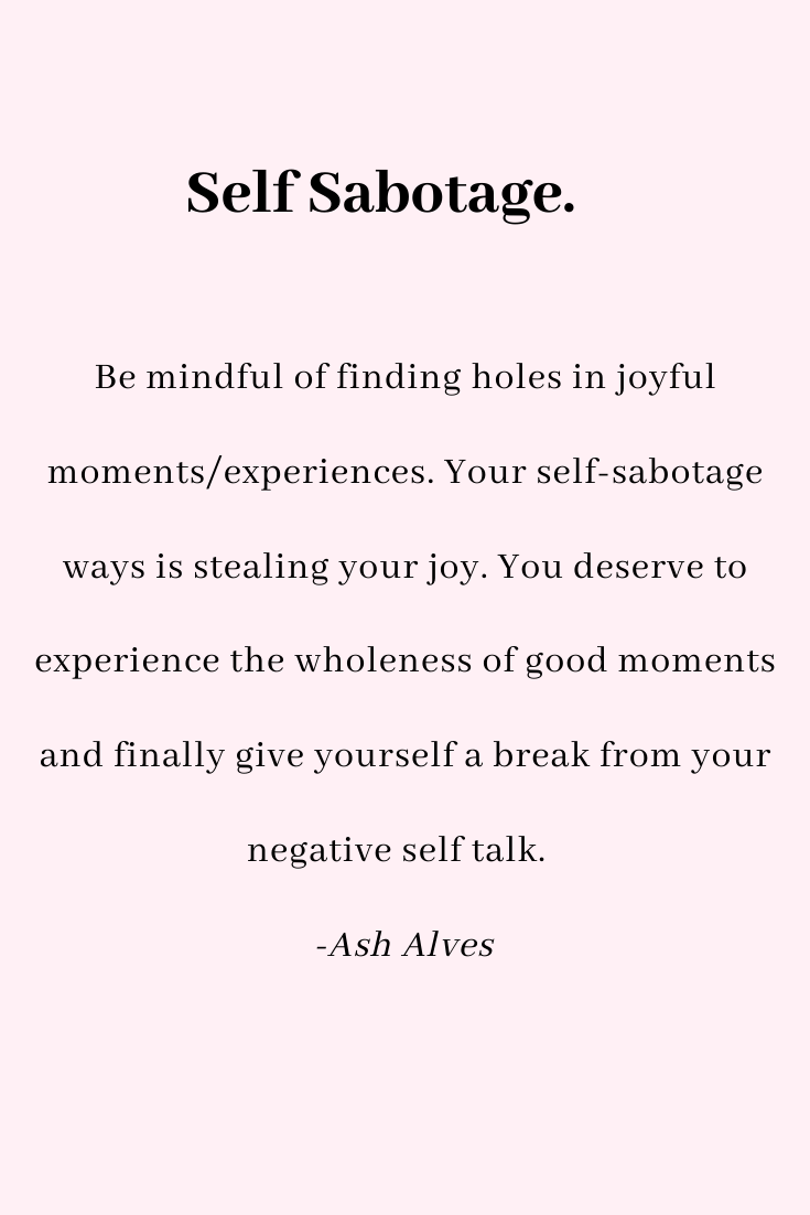 Inspirational Quotes   Healing   Self love quotes    Motivational   Powerful   Self Sabotage