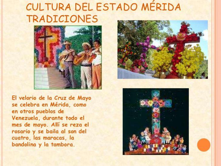 Cultura Y Tradiciones Merida Merida Cruces De Mayo