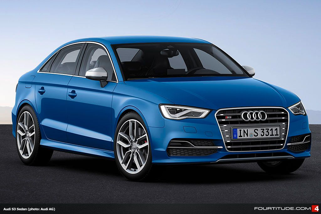 Audi S3 Sedan Sedan, Audi, Car