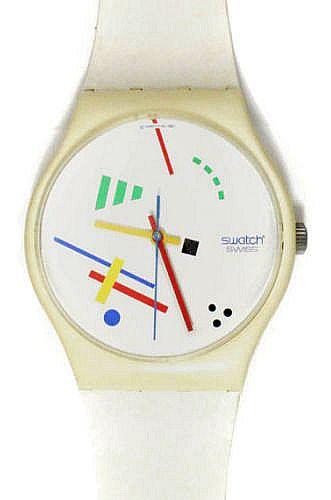 """Résultat de recherche d'images pour """"montre swatch années 80"""""""