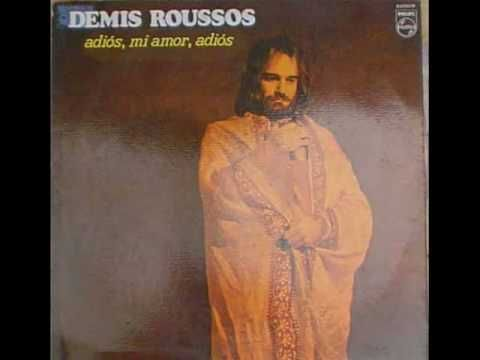 Demis Roussos A Whiter Shade Of Pale Youtube Muzyka Romans
