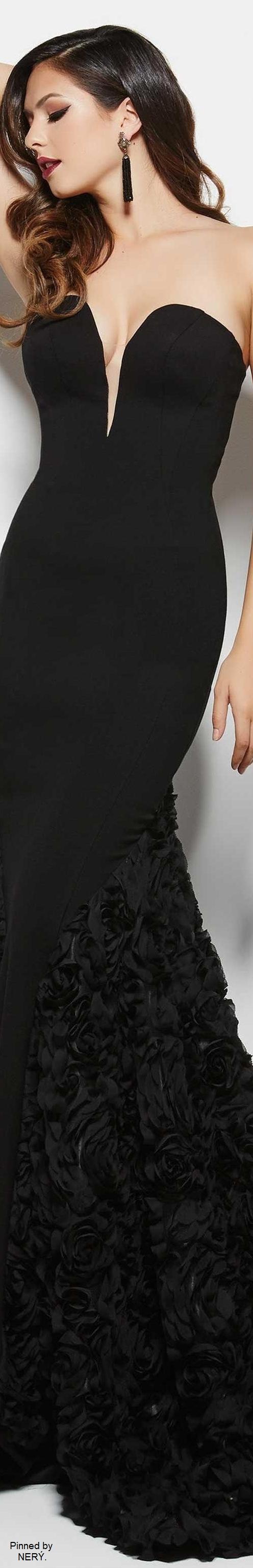 Mac duggal prom dress little black dress pinterest macs