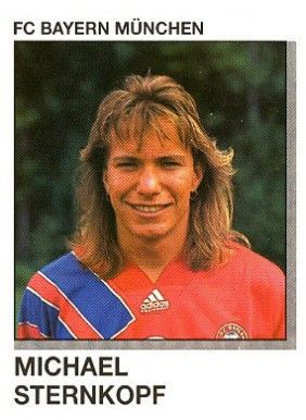 Michael Sternkopf · FC Bayern München