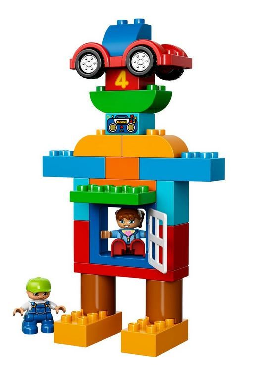 Lego Duplo Robot Robot Party Lego Duplo Lego Lego Craft