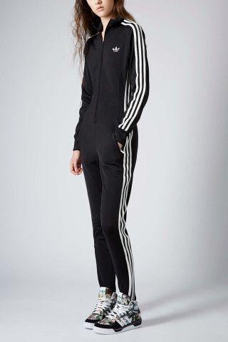 adidas one piece jumpsuit