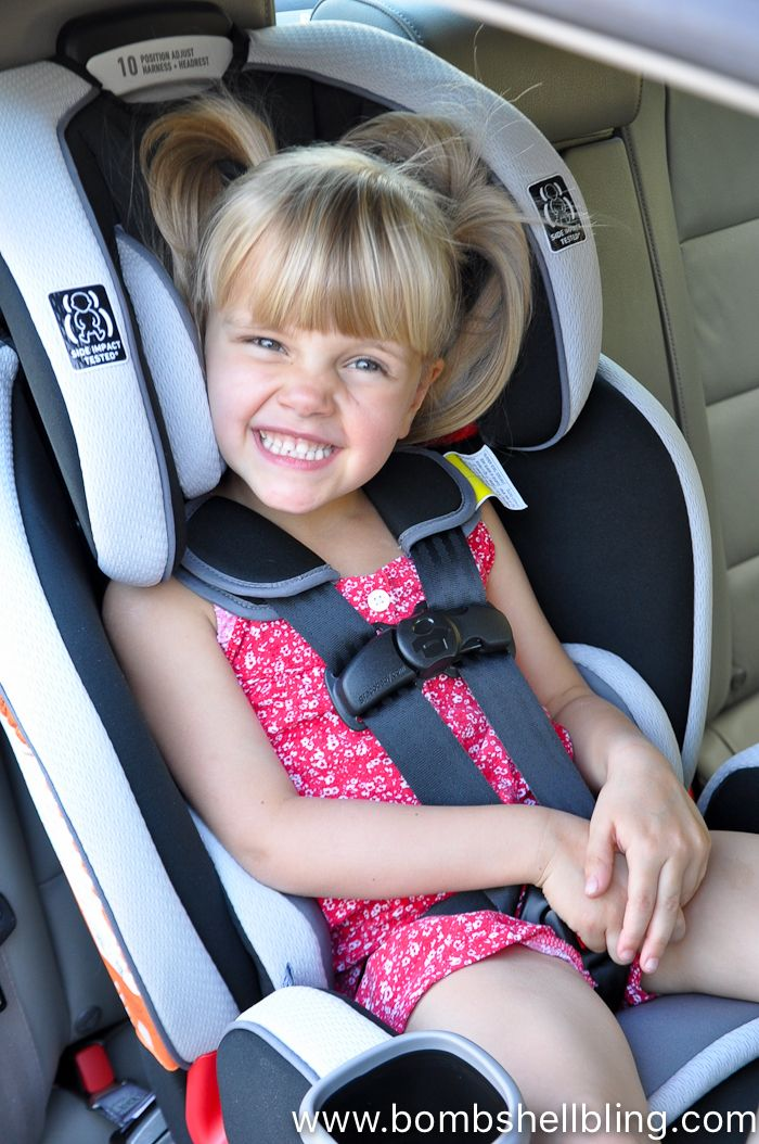 Get An Honest Review Of The Graco Extend2Fit 3 In 1 Car Seat And