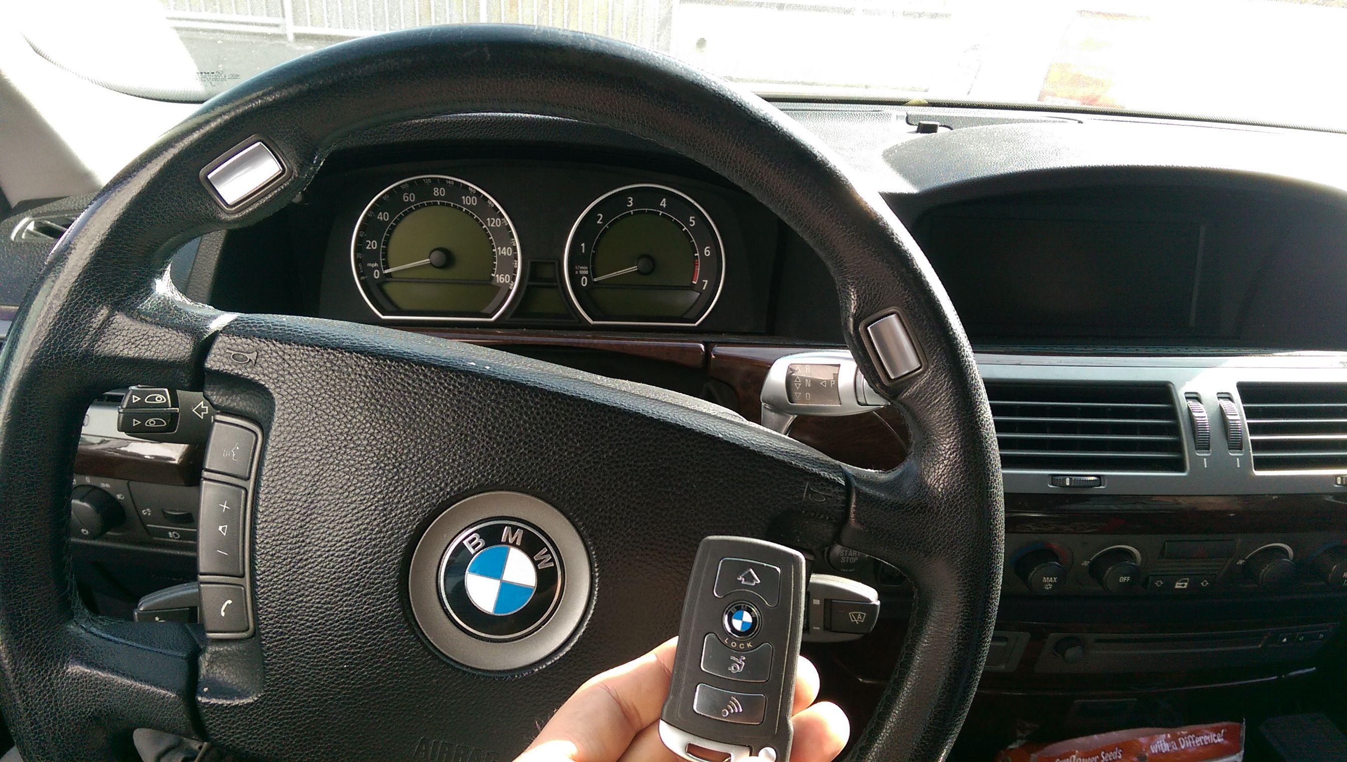 Bmw smart key fob remote bmw key smart key key fob