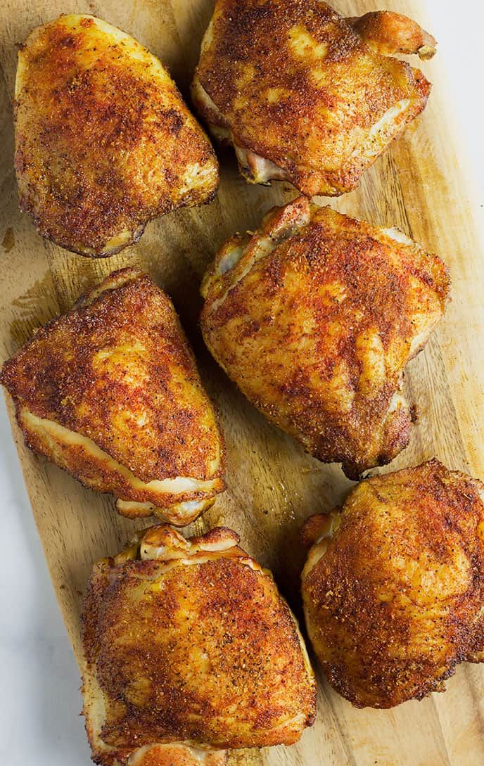 Smoked Chicken Thighs In 2 Hours Step By Step Instructions Recipe Smoked Chicken Recipes Smoker Recipes Chicken Smoked Food Recipes