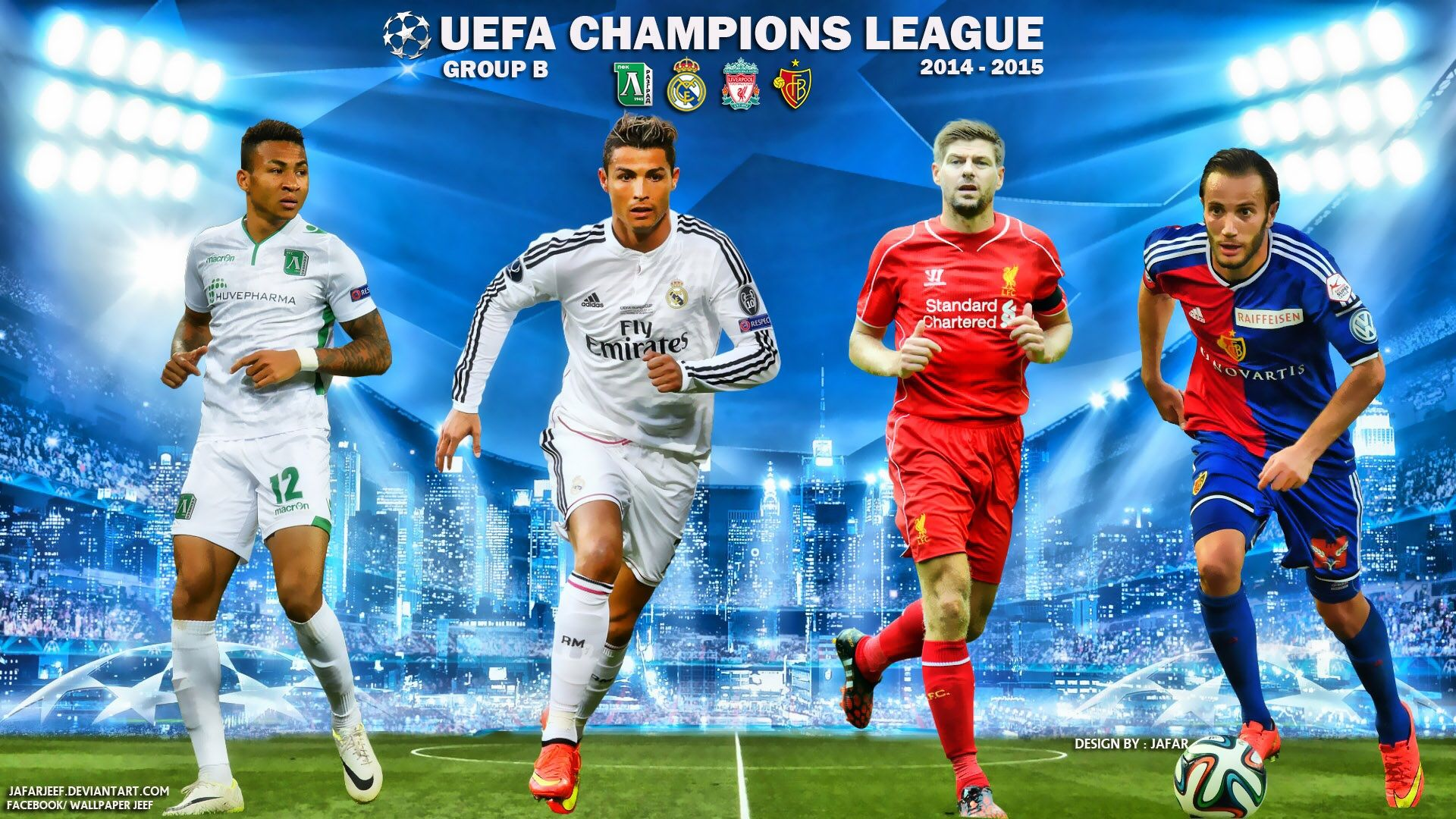 Uefa Champions League 2014 15 Football Hd Wallpapers 1080p Phan
