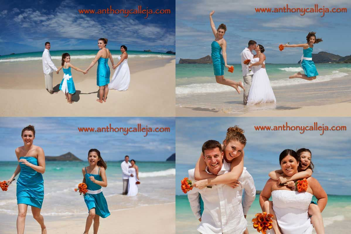 Beach Wedding Vow Renewal Ideas