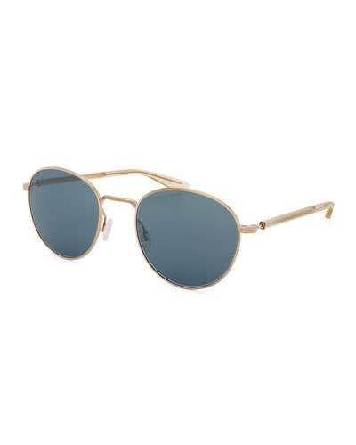 61e8f9bca765 Barton Perreira Tudor Men s Universal-Fit Round Sunglasses