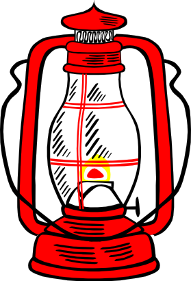 Free Clipart Of Hurricane Lamp Ganson Free Clip Art Clip Art Camping Lanterns