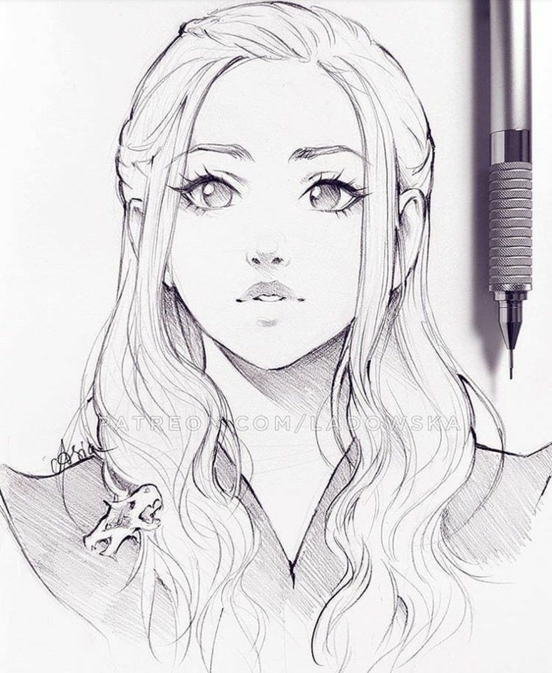 Eyes Nose Mouth Hair Love Every Thing Anime Drawings