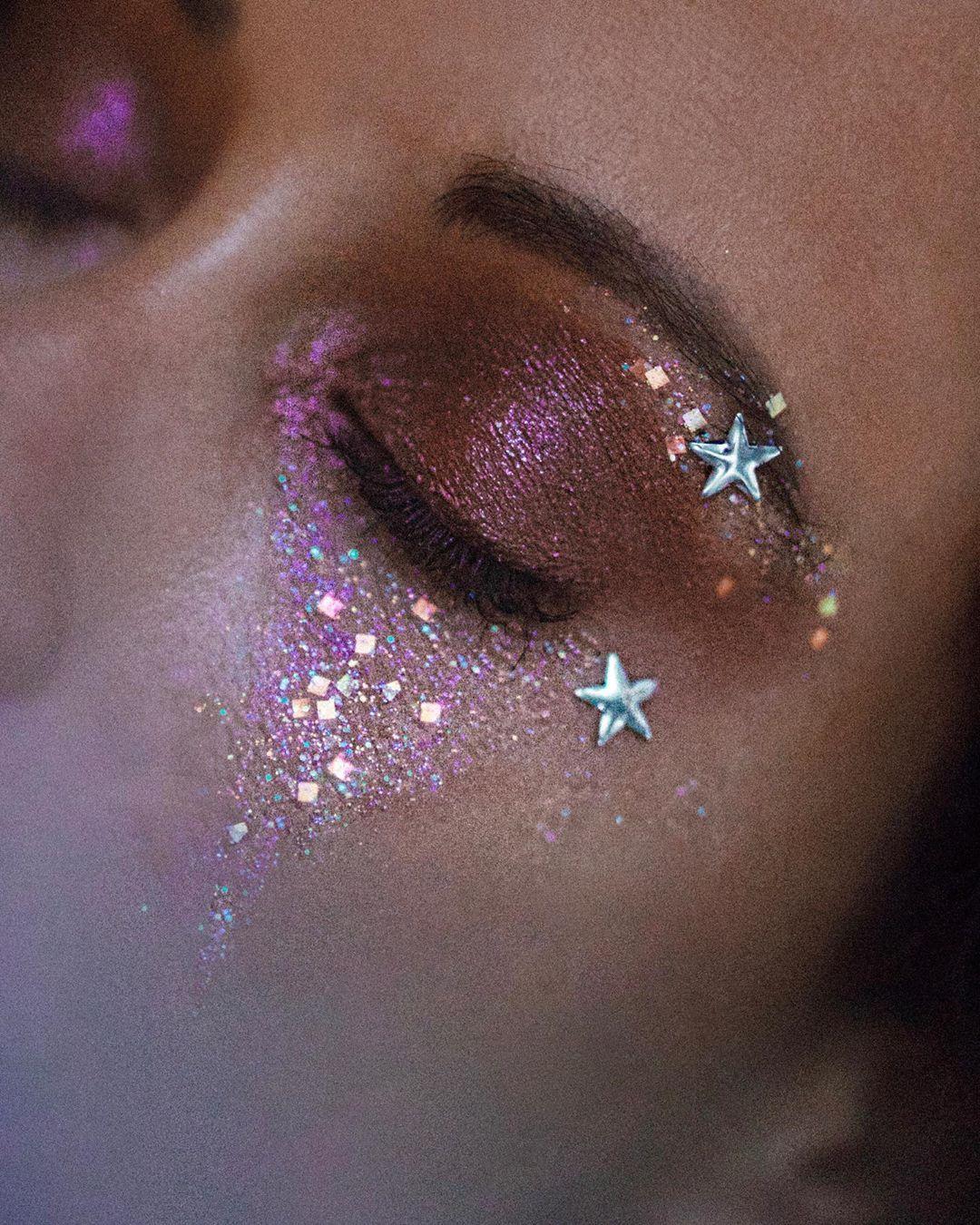 euphoria party makeup