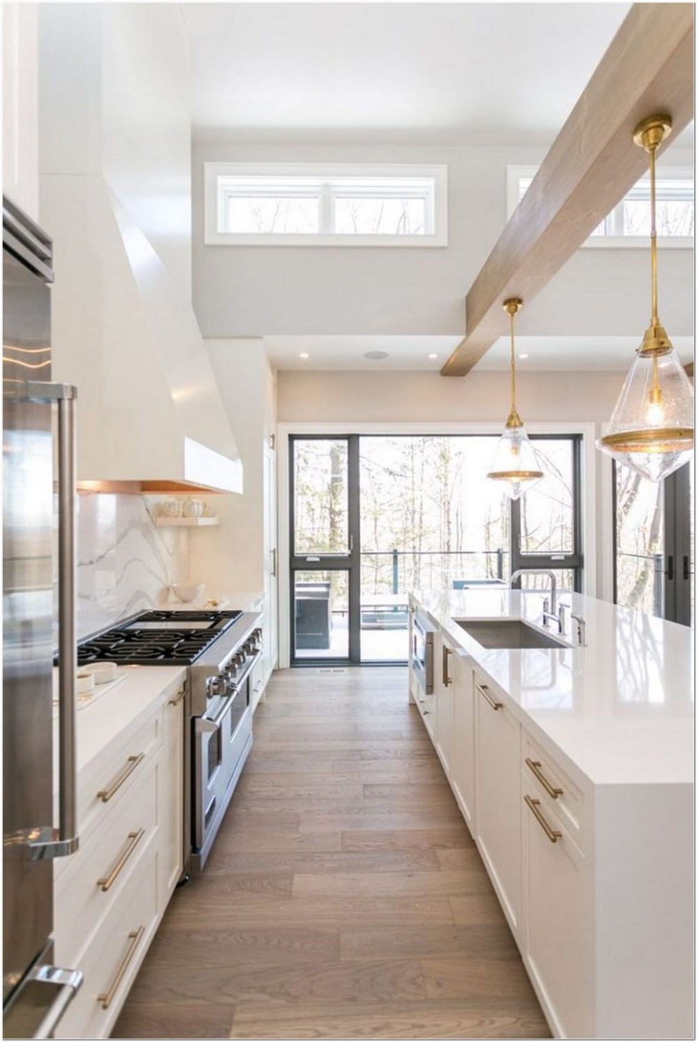 96 White Kitchen Designs Not Quite What You Re Looking For Try These Alternative Desig In 2020 Kitchen Inspiration Design Kitchen Cabinet Remodel White Kitchen Design