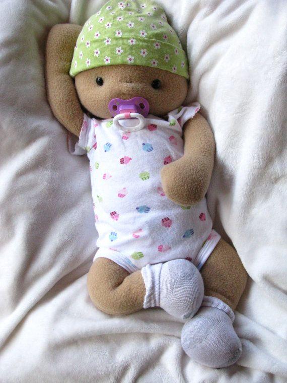 Baby Mine PDF Sewing Pattern | Puppen & Co. | Pinterest | Puppen ...