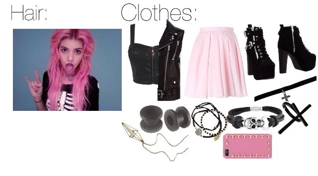 What im wearing for me and Michaels date *squeals*