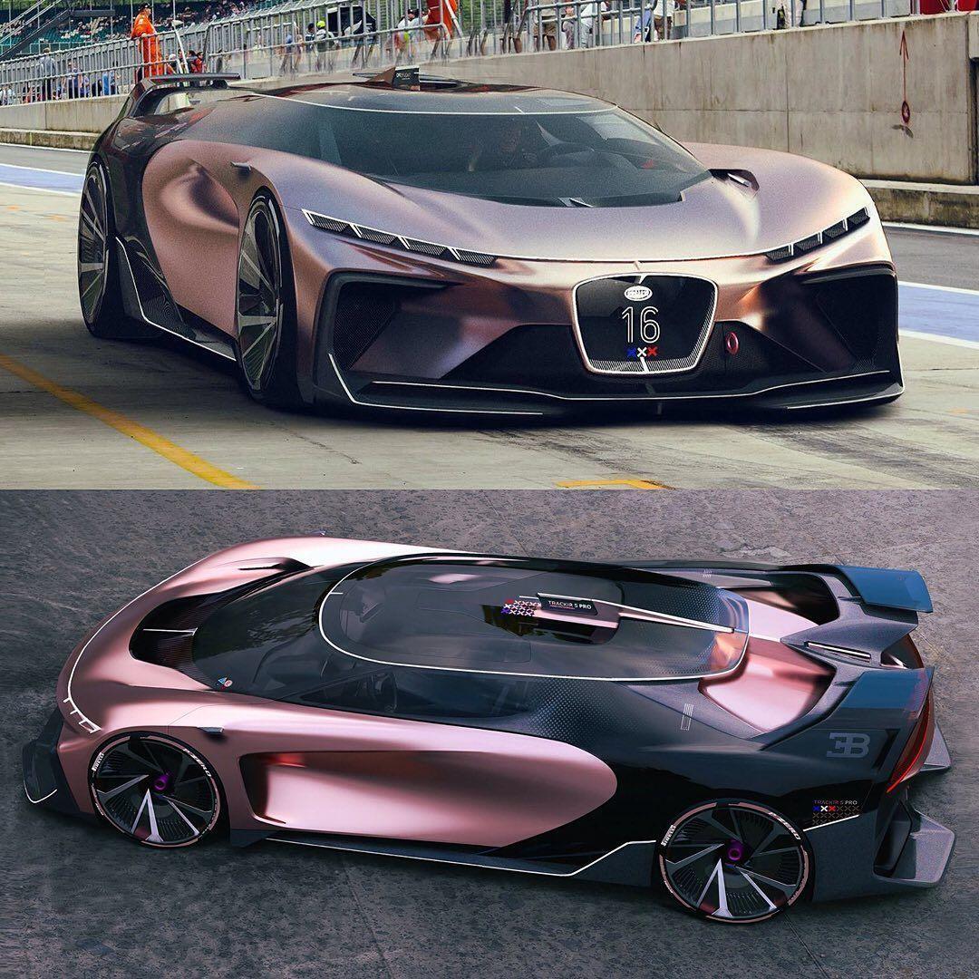 """Car Design World on Instagram: """"Bugatti Racer by Florian Dob...-Car Design World on Instagram: """"Bugatti Racer by Florian Dobe @fdobe_cars  #cardesign #car #design #3drender #3d #render #bugatti #hypercar #bugattifans #bugatticlub""""   -"""