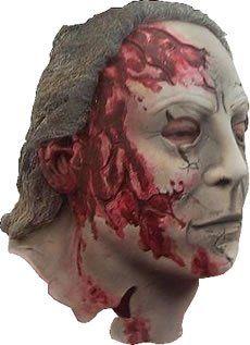 Halloween 2 Rob Zombie Mask.Don Post Studios Rob Zombie Halloween 2 Movie Michael Myers