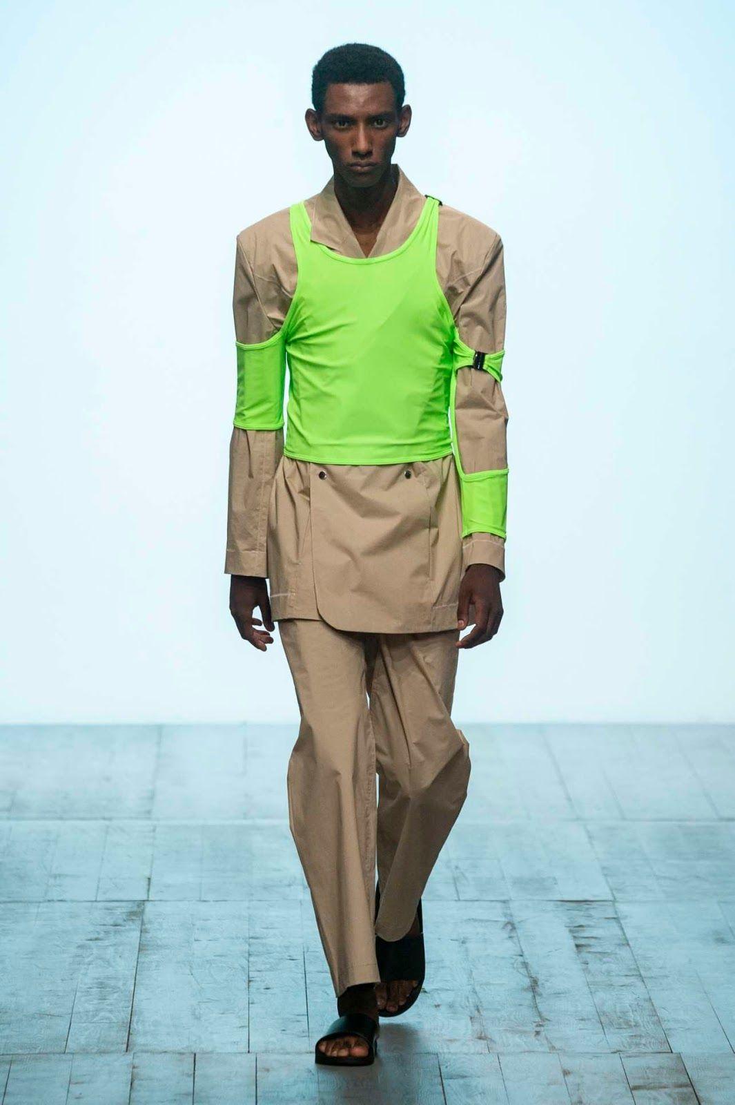 Alex Mullins Spring Summer 2019 London Fashion Week Men S Mens
