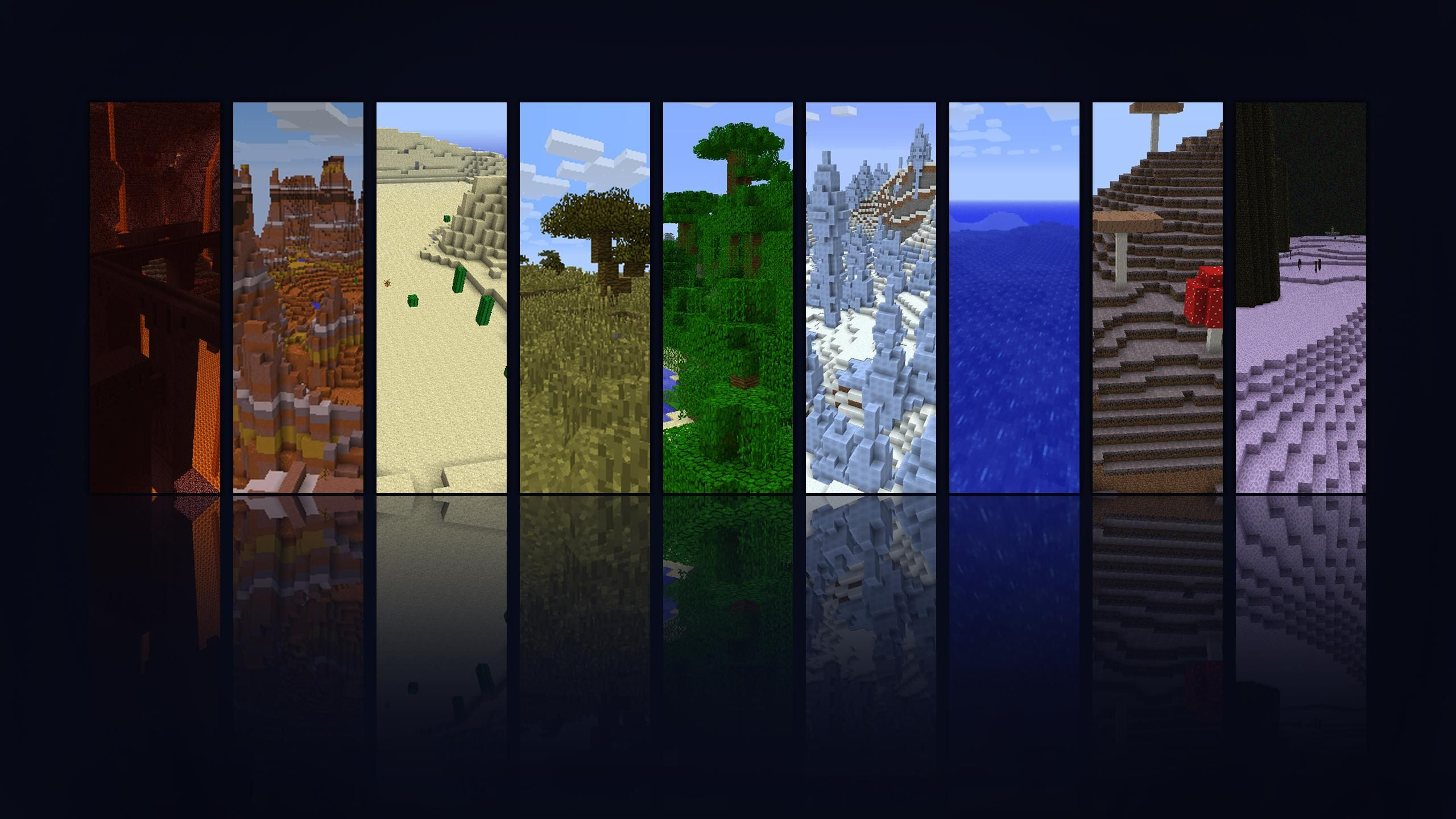 Awesome Minecraft Pc Backgrounds