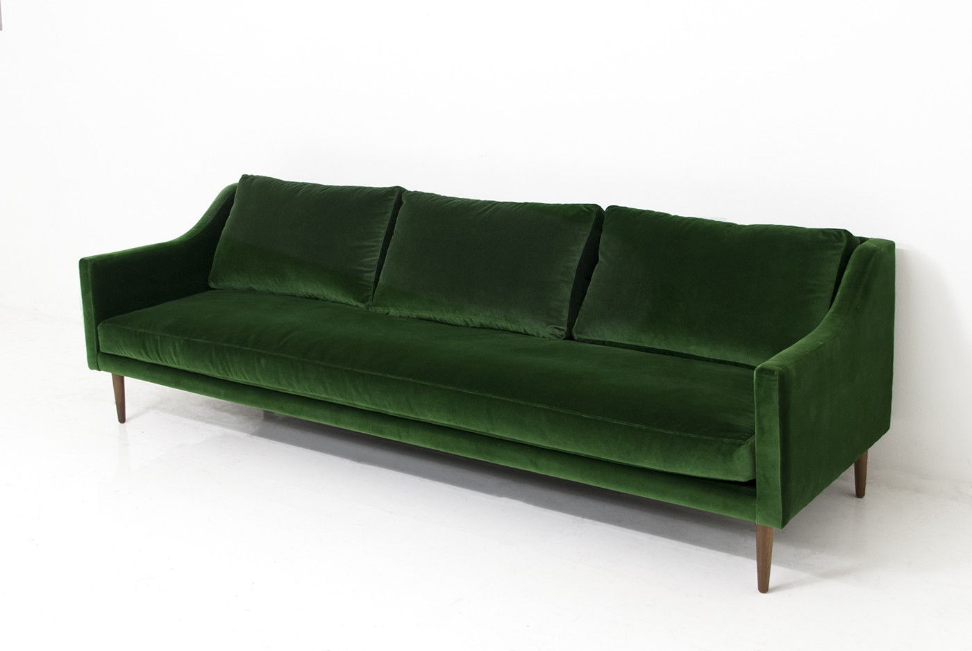 Nice Sofa Set Pic Modern Living Room With Dark Grey Green Velvet Couch Unique 81