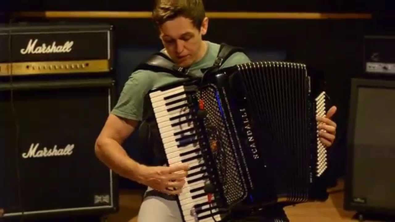 Pirates of the Caribbean - Alexander Tulinov (accordion