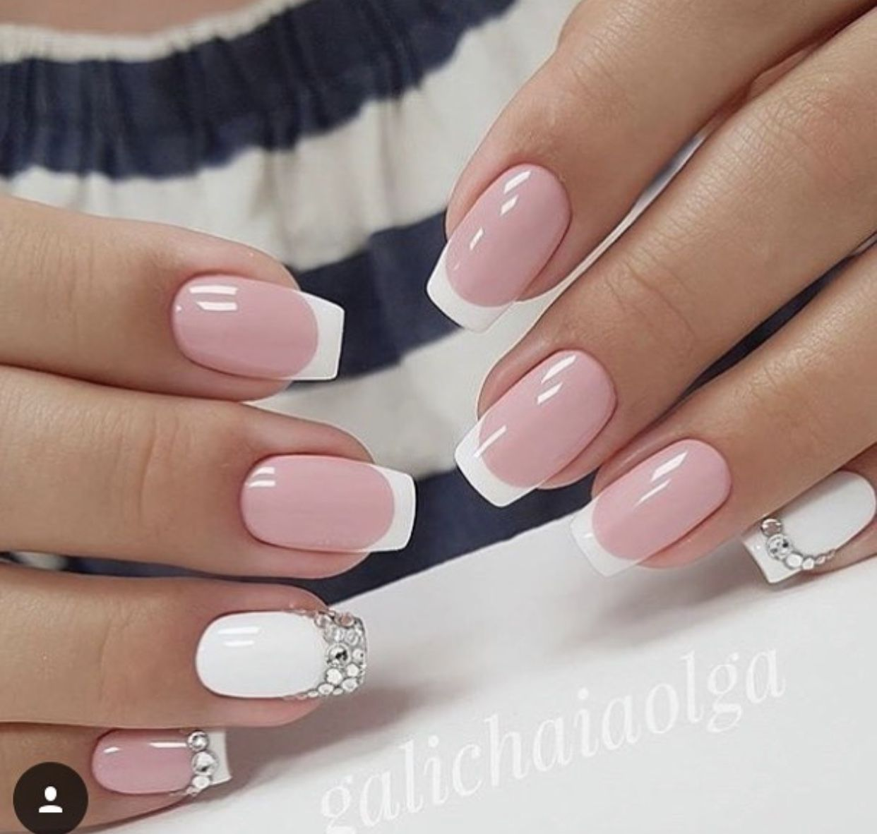 Pin by kesia suarez on uñas | Pinterest | Manicure, Toe nail art and ...