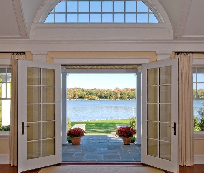 Water Painting Of Open Door Google Search Home Different House Styles House
