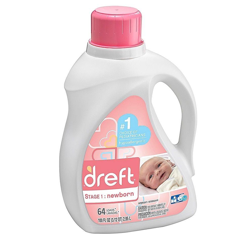 Dreft 100 Oz Liquid Detergent Bed Bath Beyond In 2020 Baby Laundry Detergent Baby Detergent Liquid Laundry Detergent