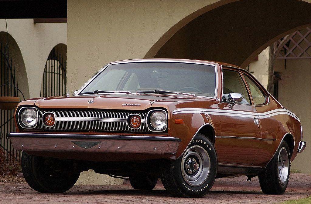 Amc Concord Auto Motor Matador