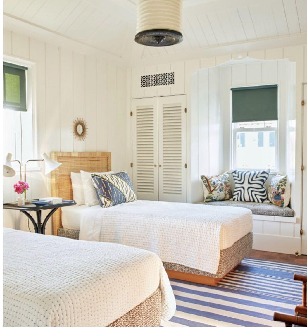 Palm Beach Bedroom By Tom Scheerer Home In 2019 Guest