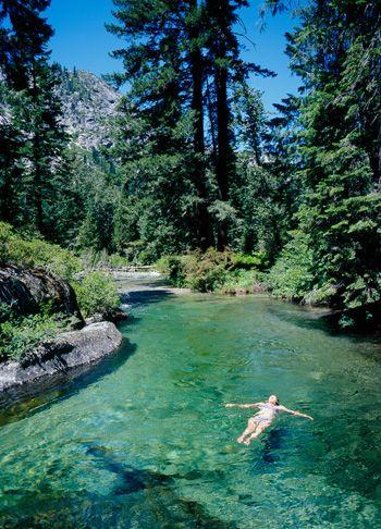 hermosos lugares en california Trinity Alps Jefferson State California Our Places