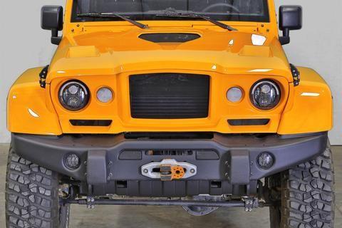 M715 Conversion Kit Custom Trucks Custom Pickup Trucks Custom Jeep