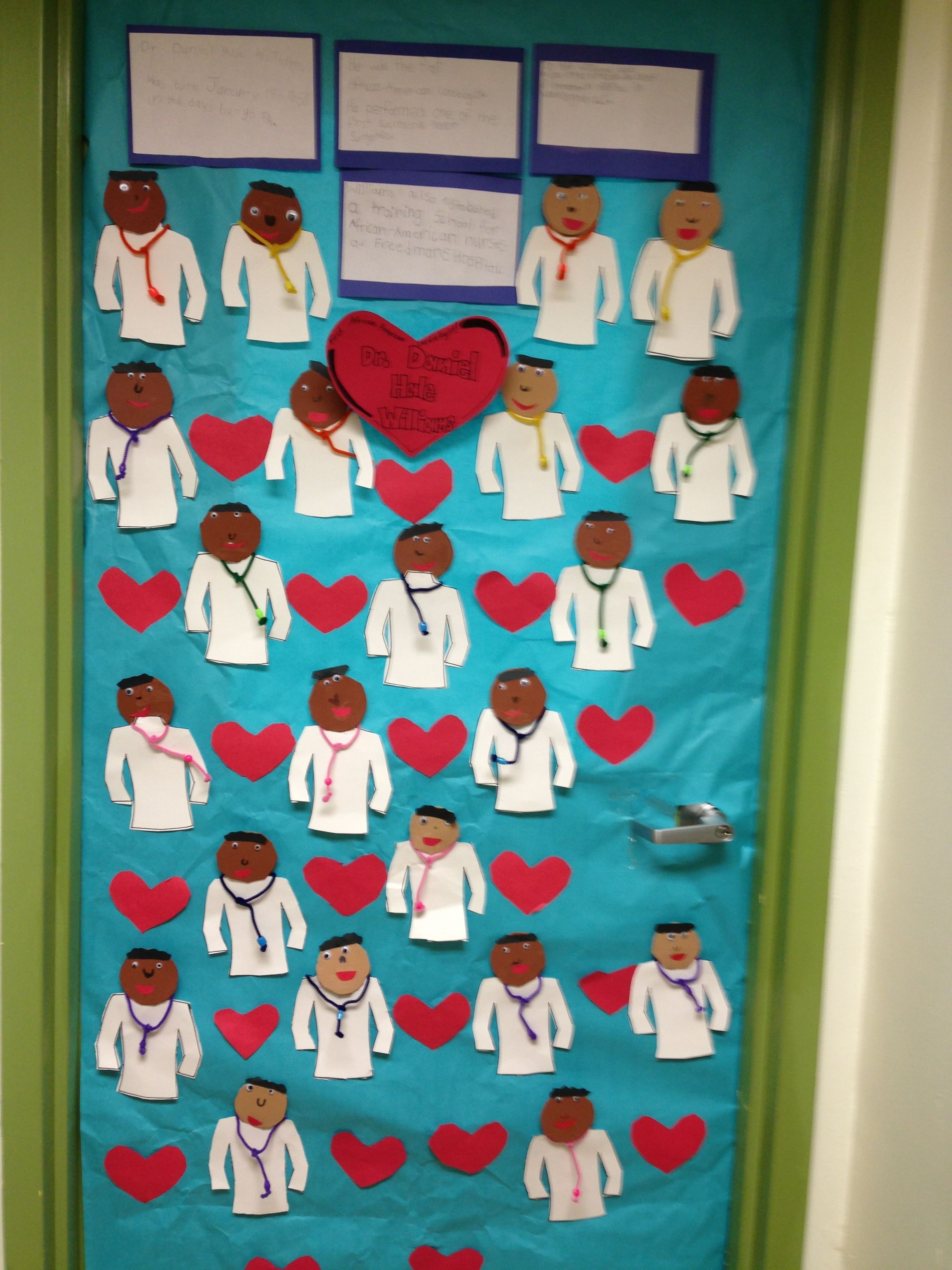 Black History Classroom Decorations : Black history door decorations pictures to pin on