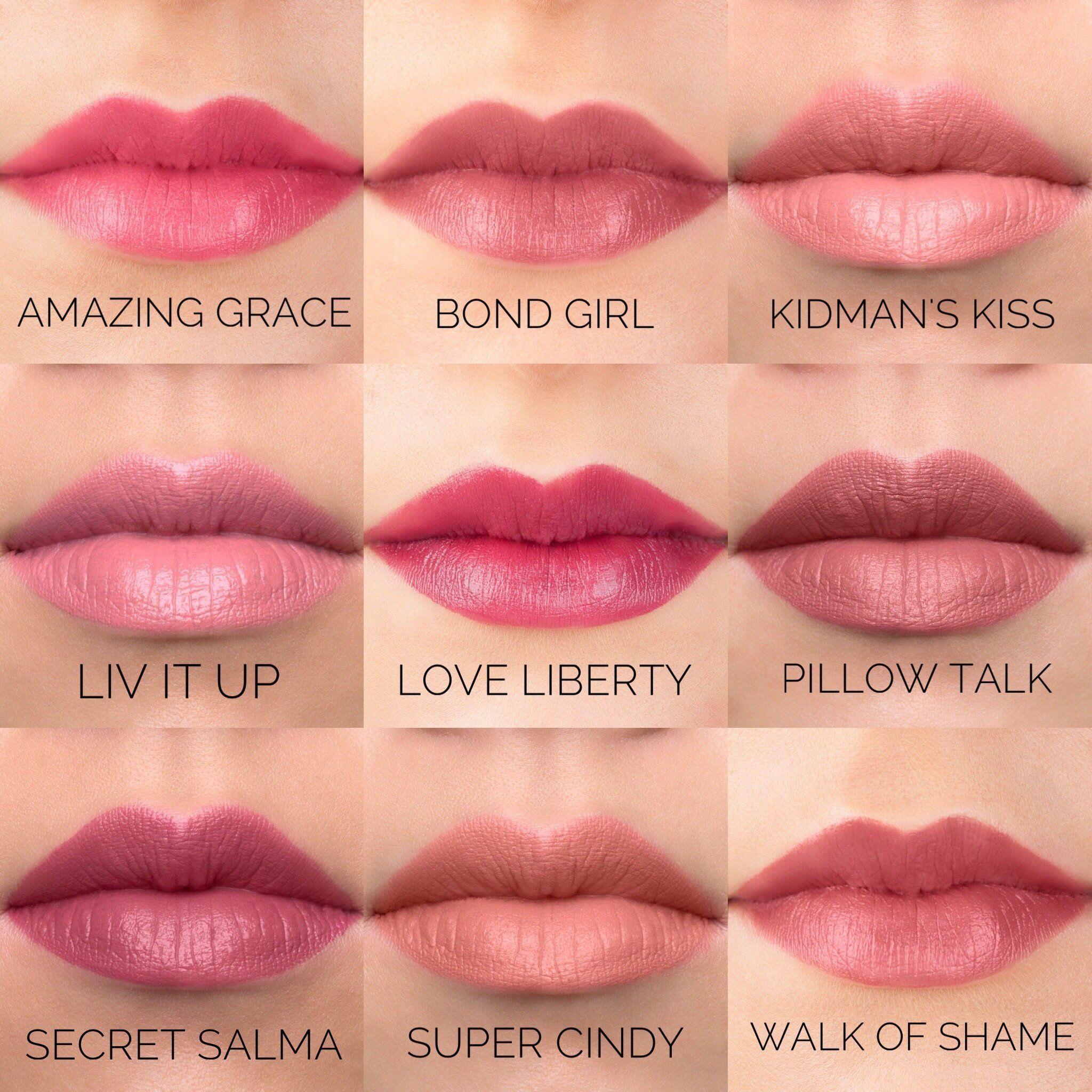 Charlotte Tilbury Lipsticks In 2019 Makeup Charlotte Tilbury Lipstick Charlotte Tilbury