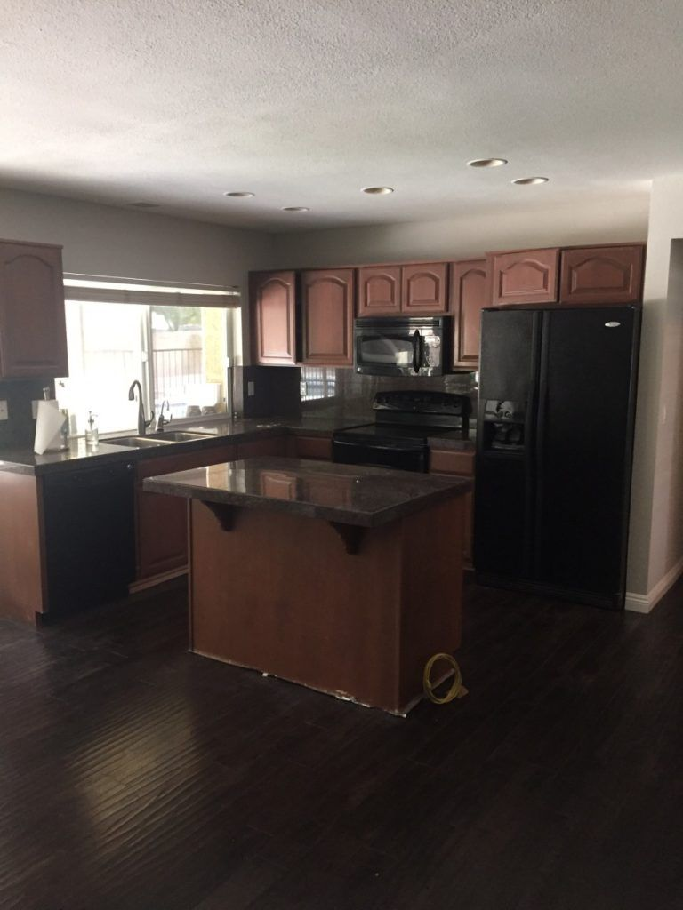 Kitchen remodel on a budget for under $10,000 -Sharing our ...