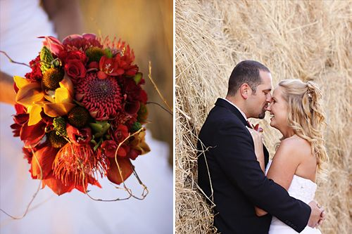 Lelanie and Hardus: Stunning Farm Wedding