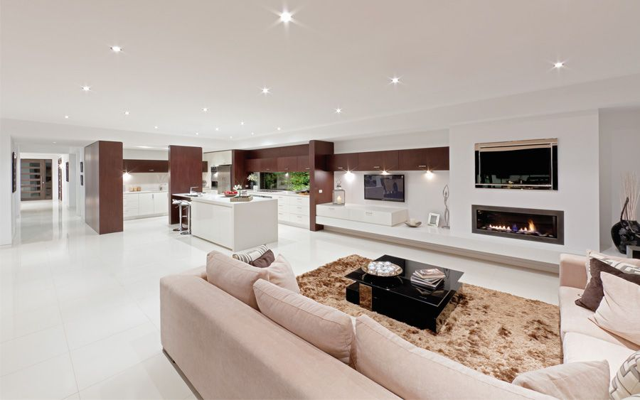 Lindrum kitchen family new home designs metricon