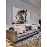 Found it at Wayfair - 'Gorgeous Horse' by Irena Orlov Painting Print on Wrapped Canvas