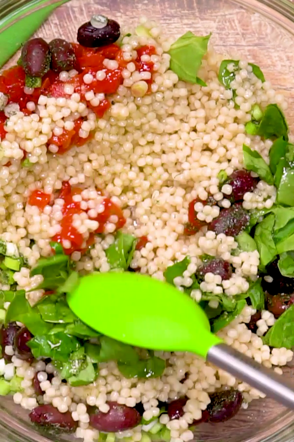 Photo of Easy Couscous Salad