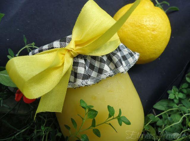 Eternos Prazeres: Curd de Limão Siciliano
