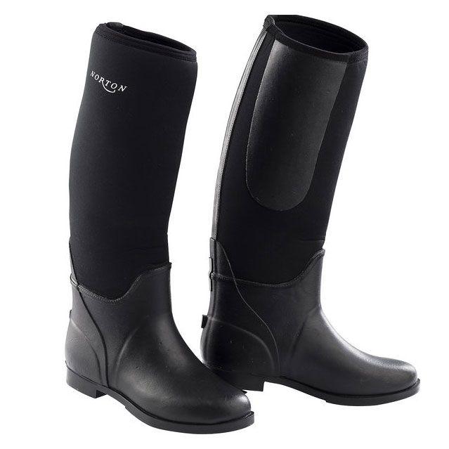 Norton Neoprene Riding Boots: £38.99   ♡ zima a obuv