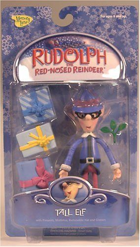Girl Elf Memory Lane Rudolph the Red Nosed Reindeer Action Figure